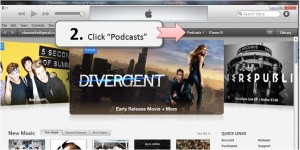 Step 2: How to leave itunes rating and review