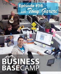 16 - Tony Gareri